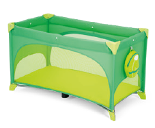 CHICCO B79268.92 EASY SLEEP GREEN JAM