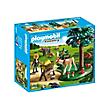 PLAYMOBIL 6815 GUARDIABOSCHI CON ANIMALI
