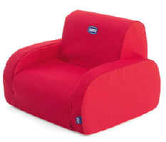 CHICCO B79098.70 POLTRONCINA TWIST RED