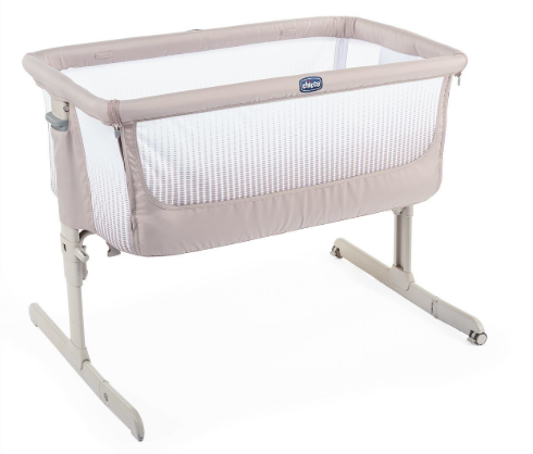 CHICCO NEXT2ME AIR DARK BEIGE