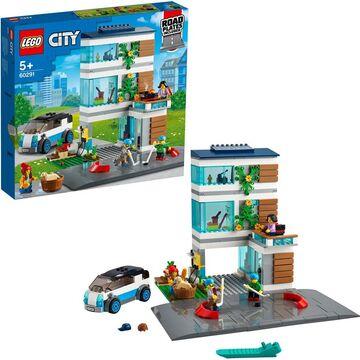LEGO 60291 VILLETTA FAMILIARE CITY
